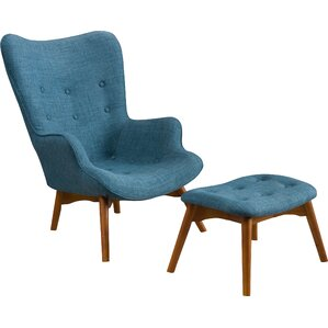 mid-century modern accent chairs you'll love | wayfair