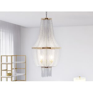 Azore 5-Light Crystal Chandelier