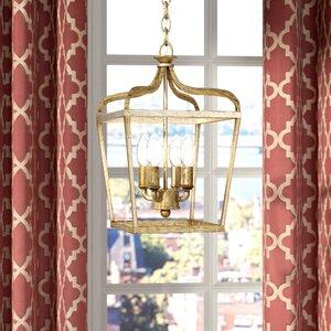 Fealty 4-Light Foyer Pendant