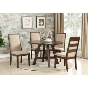 Chandeleur 5 Piece Dining Set by Darby Home Co