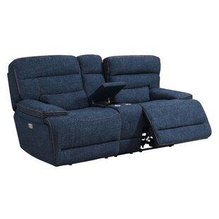 Blue Reclining Sofas You Ll Love In 2019 Wayfair