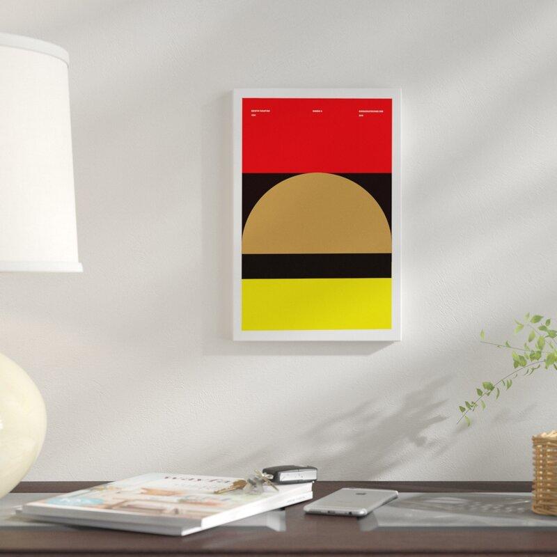 East Urban Home \'Pulp Fiction\' Graphic Art Print on Canvas   Wayfair