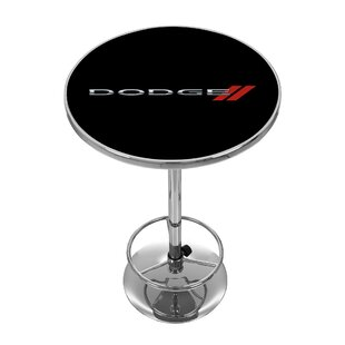 Dodge Logo Pub Table