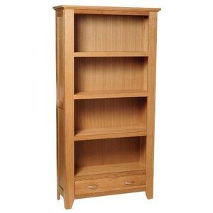 190 cm Bücherregal Camberley von Hallowood Furniture