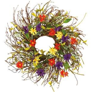 Wild Twig Wreath