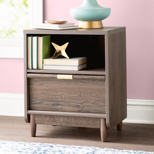 Jayden 1 Drawer Nightstand