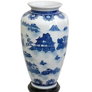 E Tung Chi Porcelain Vase