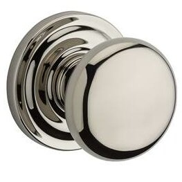 Polished Nickel Door Knobs You\'ll Love   Wayfair