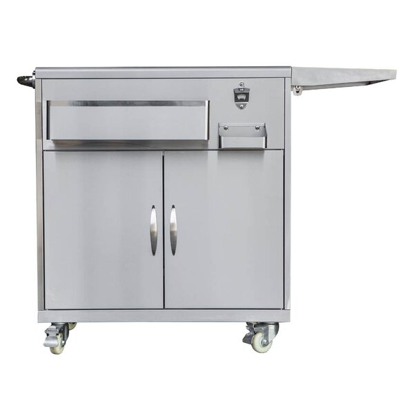 Barbeques Galore Outdoor Party Grill Cart U0026 Reviews | Wayfair