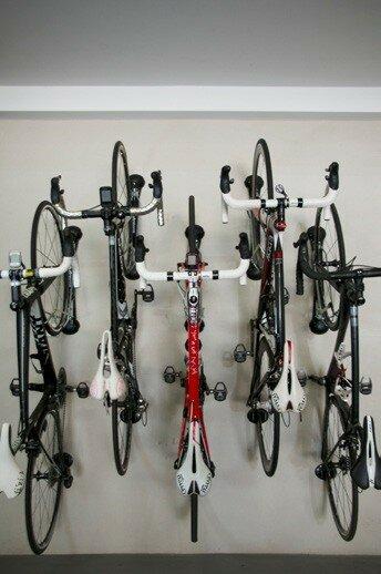 Fender Bike Storage Wall Mounted Bike Rack & Steadyrack Bike Racks Fender Bike Storage Wall Mounted Bike Rack ...