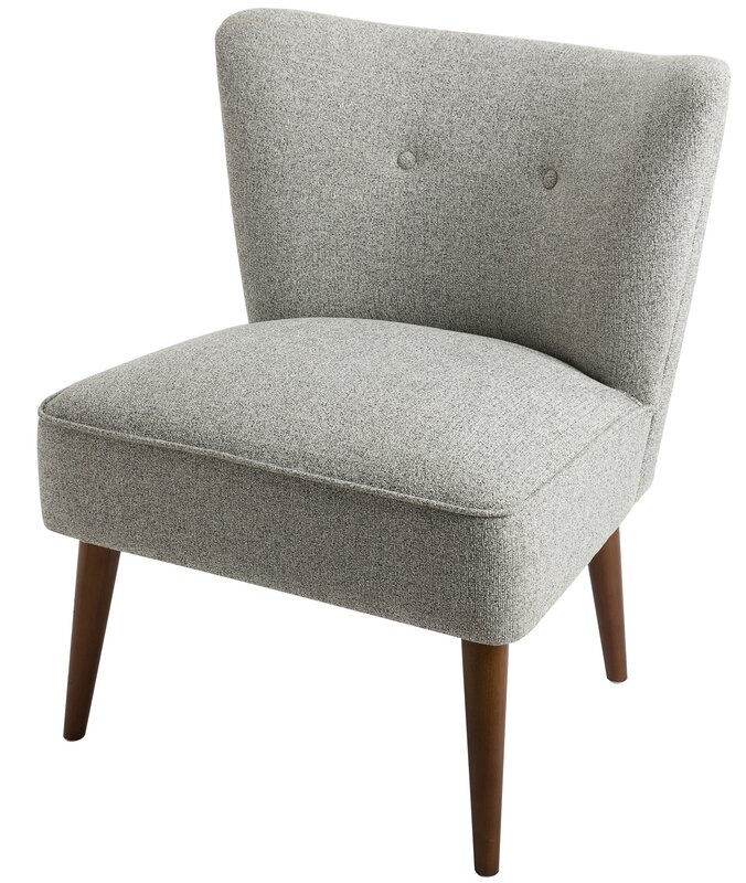 Lovely Westfield Armless Side Chair