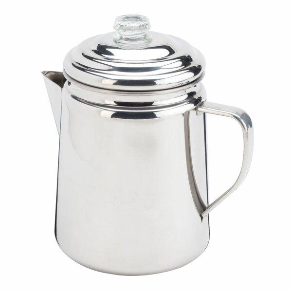 Coleman Percolator 12 Cup Coffee Maker & Reviews