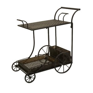 Chelston Bar Cart by Bay Isle Home