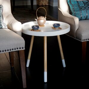 Valazquez Round Coffee Table by George Oliver
