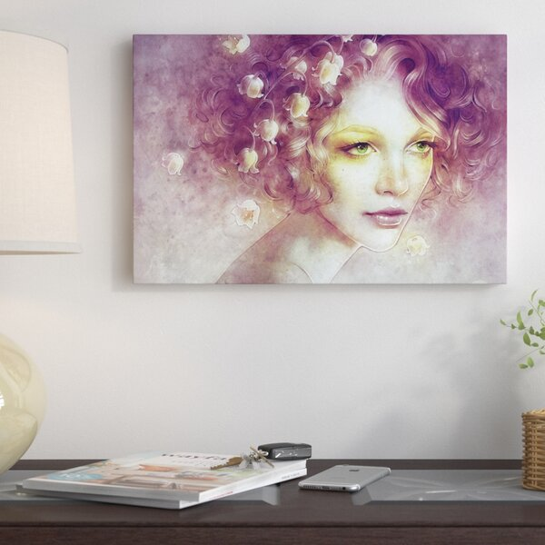 east urban home may by anna dittmann painting on wrapped canvas