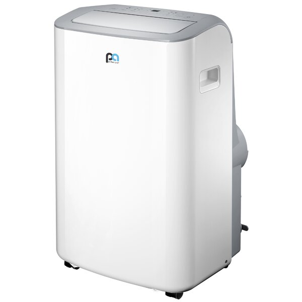 Charming PerfectAire 12,000 BTU Portable Air Conditioner With Remote U0026 Reviews |  Wayfair
