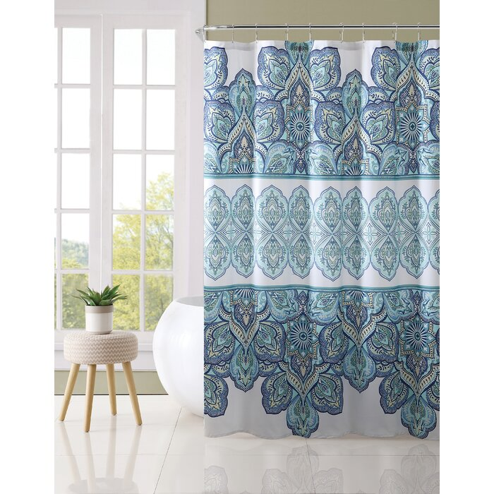 Bungalow Rose Marysville Shower Curtain Reviews