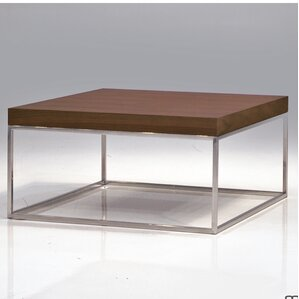 Shymier Square Coffee Table by Orren Ellis