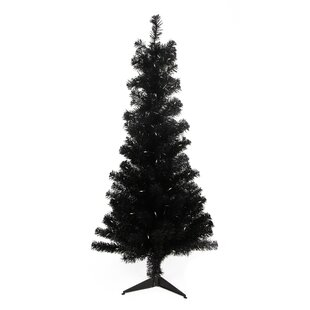 Black Pre Lit Christmas Trees You Ll Love In 2019 Wayfair