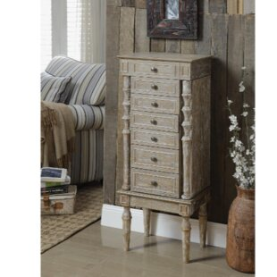 Tabletop Jewelry Armoire Wayfair