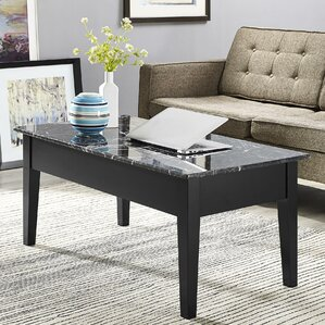 Carterville Coffee Table with Lift Top by Andover Mills