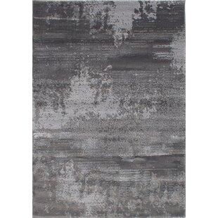 Decarlo Dark Gray Area Rug