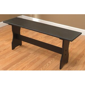 Delano One Seat Bench by Andover Mills
