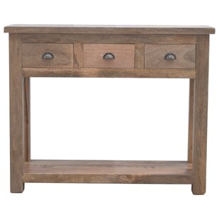 Solid Wood Hallway Console Table ...