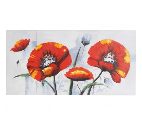 Red Poppy Wall Art | Wayfair.co.uk