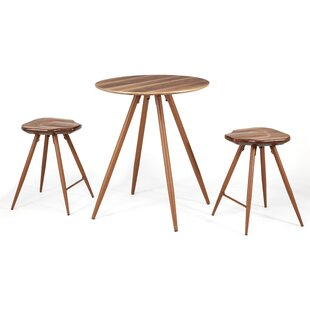 Bove 3 Piece Pub Table Set