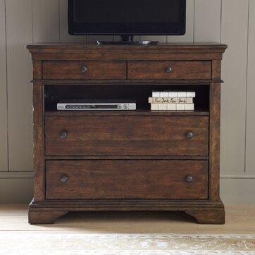 Schaffer Media Chest  Dressers Mirrors Birch Lane. Media Chest Dresser