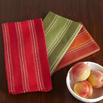Fall Palette Kitchen Towels (Set of 3)