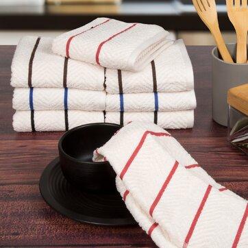 Alexander Kitchen Towel (Set of 8)