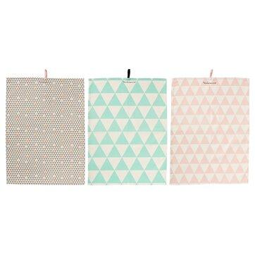 3 Piece Kitchen Towel Set