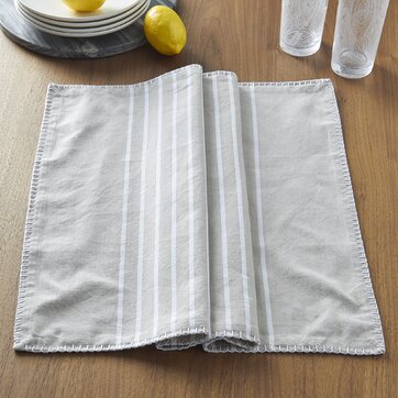 Nautical Striped Hand Towel (Set of 2)