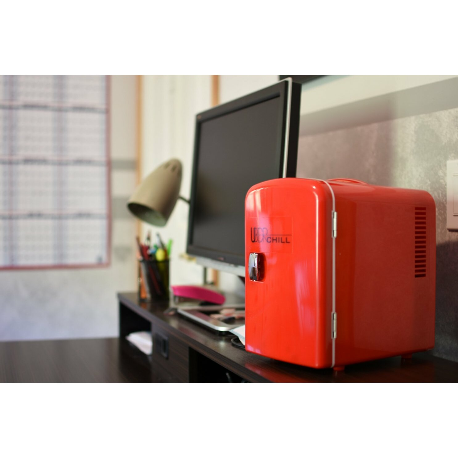 5 0 Cu Ft Mini Fridge: Uber Appliance 0.14 Cu. Ft. Compact Refrigerator & Reviews