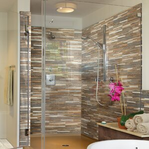 wood look tile you'll love | wayfair