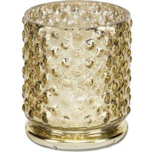 Lenox Hobnail Glass Votive Holder