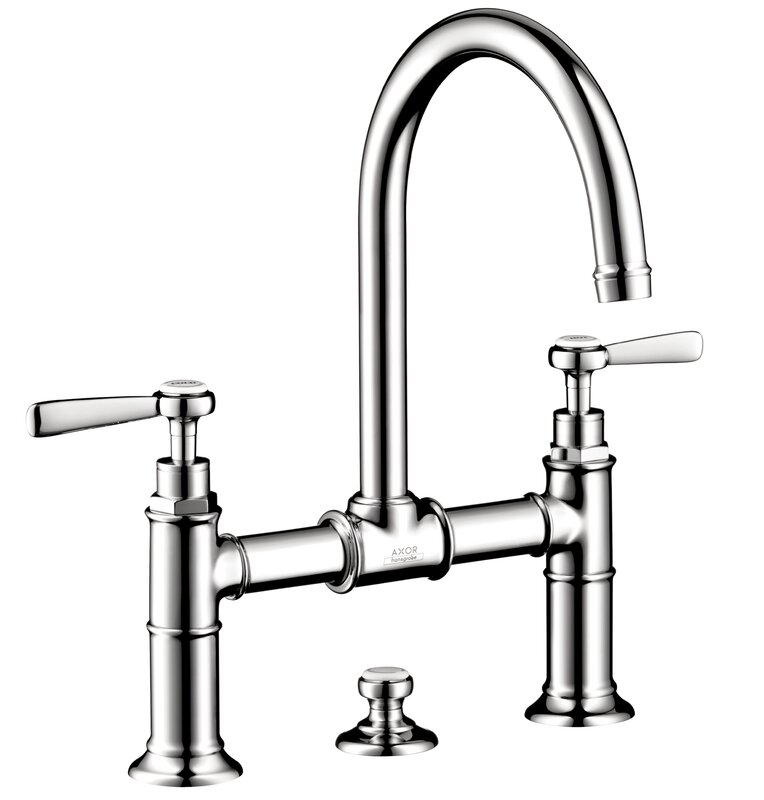 Axor Axor Montreux Widespread Bathroom Faucet & Reviews | Wayfair