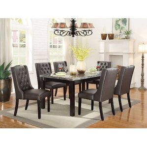 Clisco 7 Piece Dining Set by A&J Homes Studio