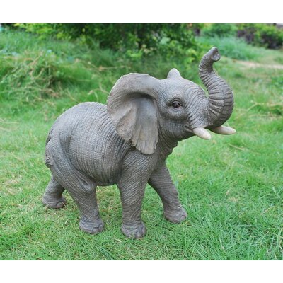 Outdoor Elephant Statues Large Wayfair