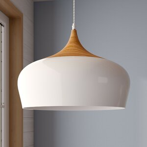 Gaucho 1 Light Design Pendant