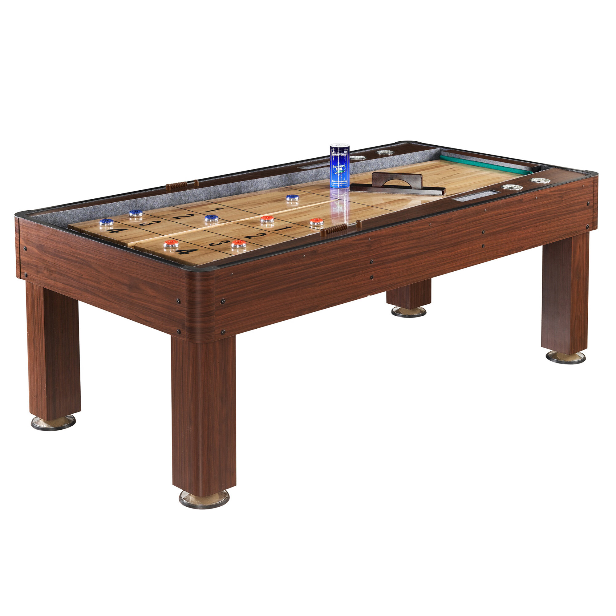best the level wayfair table shuffleboard pdx furniture