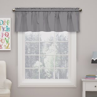 gray window valance free standing tub quickview gray silver valances kitchen curtains youll love wayfair