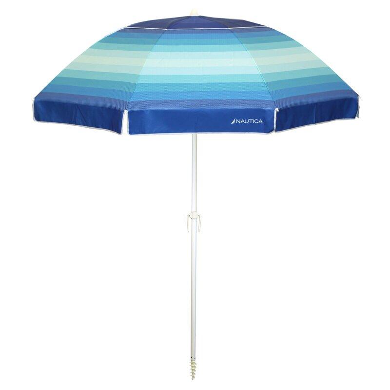 Nautica 7u0027 Beach Umbrella