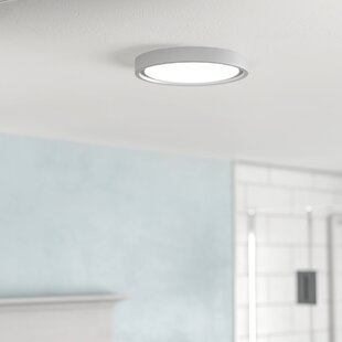 a1928165c603 Modern Flush Mount Lighting | AllModern