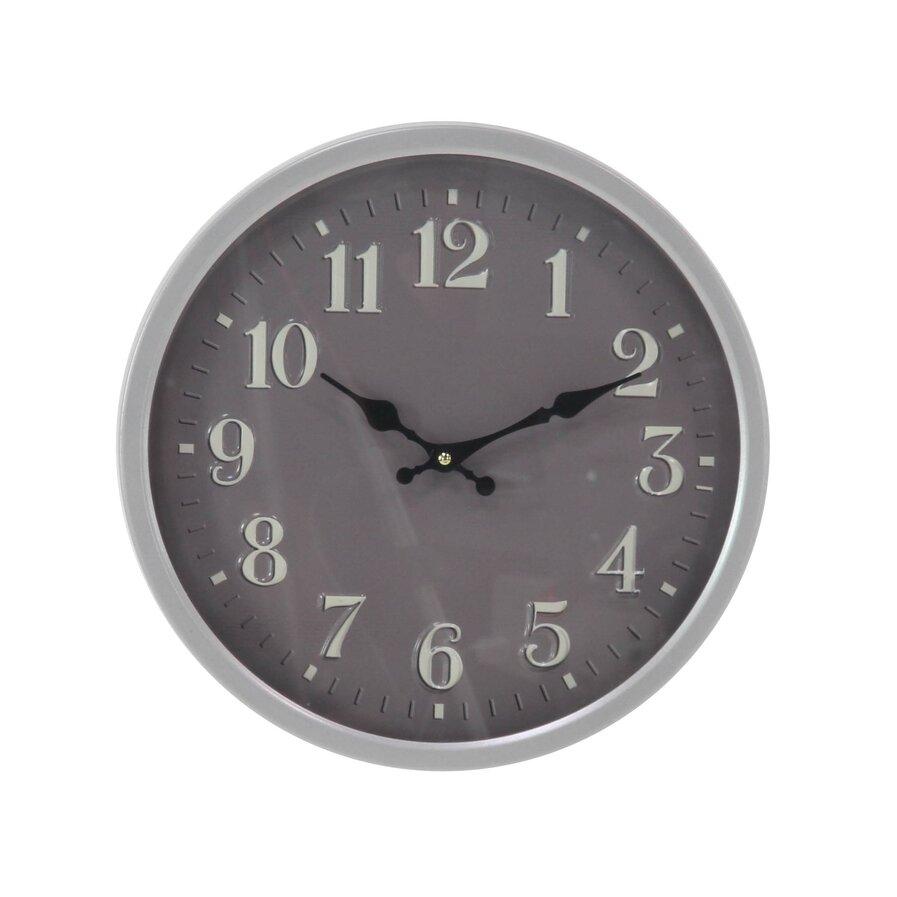 wrought iron wall clock wayfair