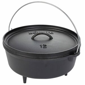 6-qt.Round Dutch Oven