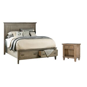 Armoise Panel Customizable Bedroom Set