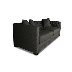 Exceptional Estevez Plush Deep Sofa